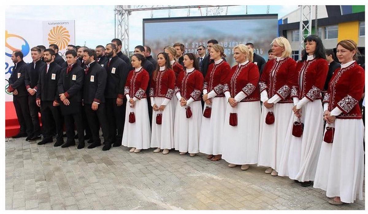 Олимпийская сборная Грузии