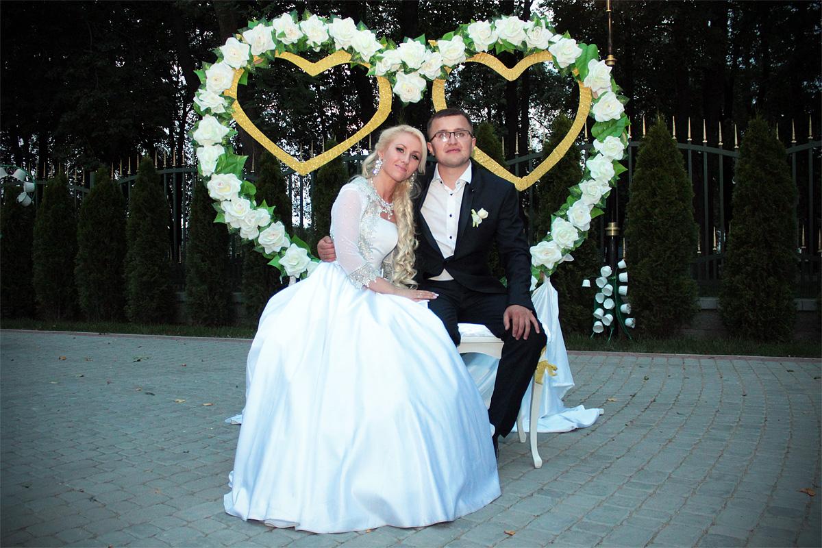 Ксения и Артем. Фото: Юрий ПИВОВАРЧИК