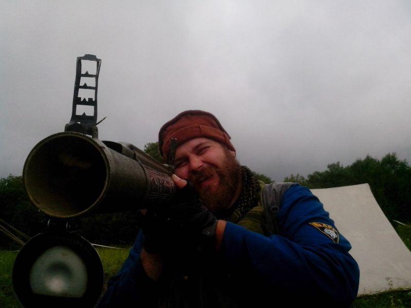 Фото: страйкболист Мигель, группа ВК Страйкбол в Барановичах