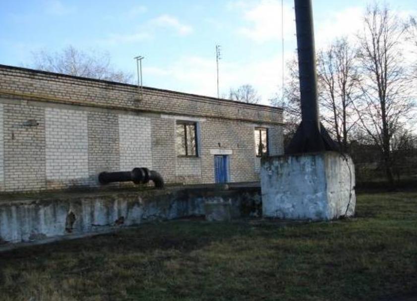 Здание котельной в деревне Стайки. Фото: сайт brest-region.gov.by