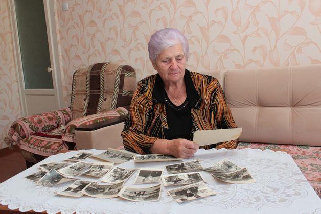 Дочь талантливого озеленителя Бронислава Галузы рассказала о своем отце. Фото: Юрий ПИВОВАРЧИК
