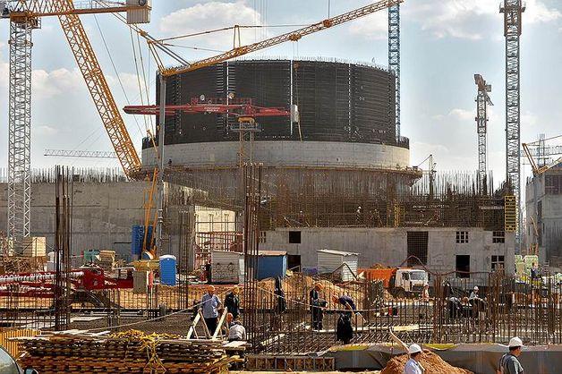 Минск уведомил РФ онеобходимости замены корпуса реактора Белорусской АЭС