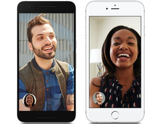 Google запускает Duo— передовое приложение для видеозвонков