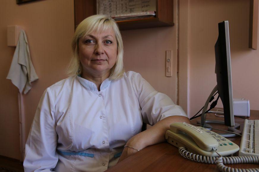 Психолог Людмила Азарова. Фото: Евгений ТИХАНОВИЧ
