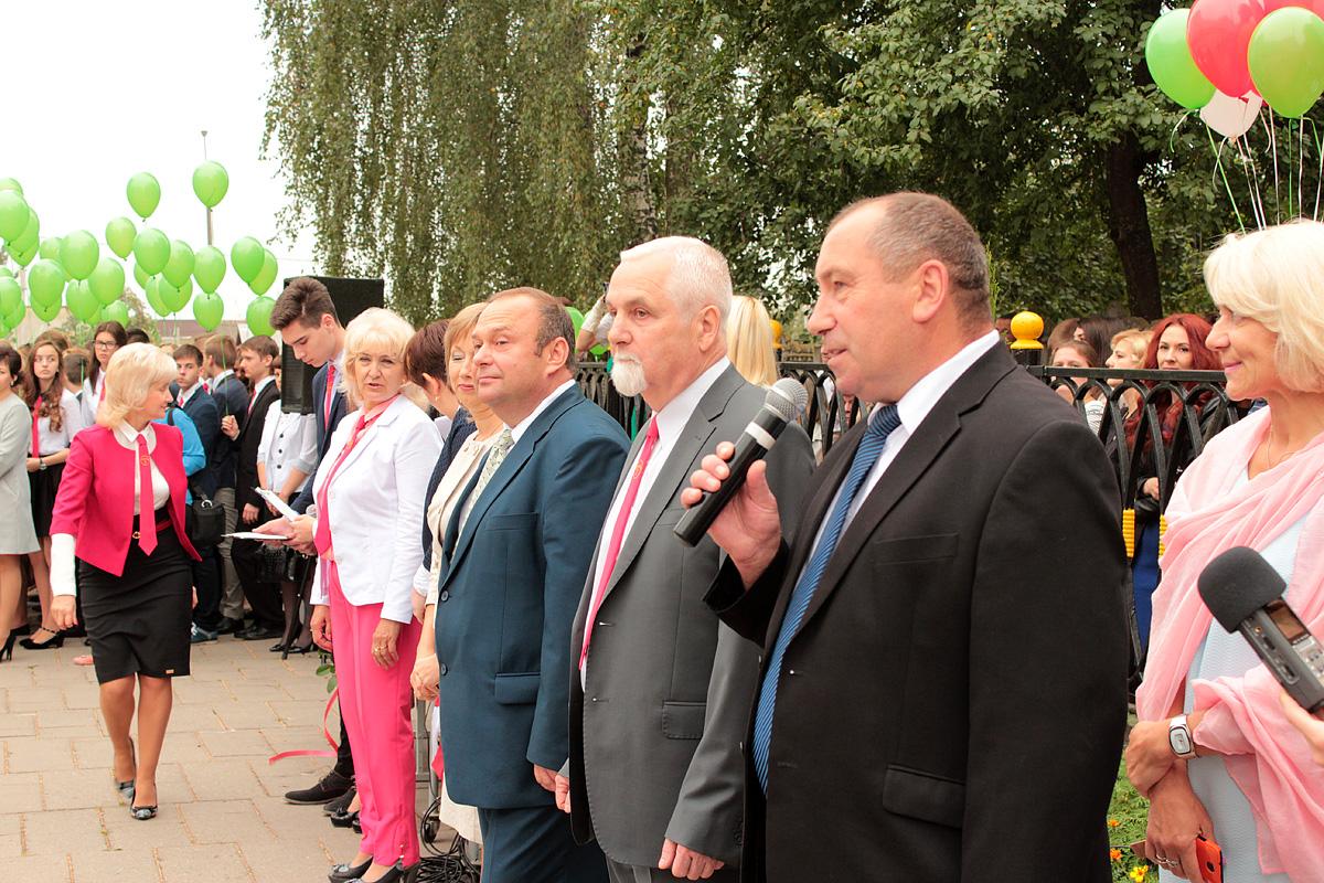 Директор завода «Автако» Борис Потейко. Фото: Юрий ПИВОВАРЧИК