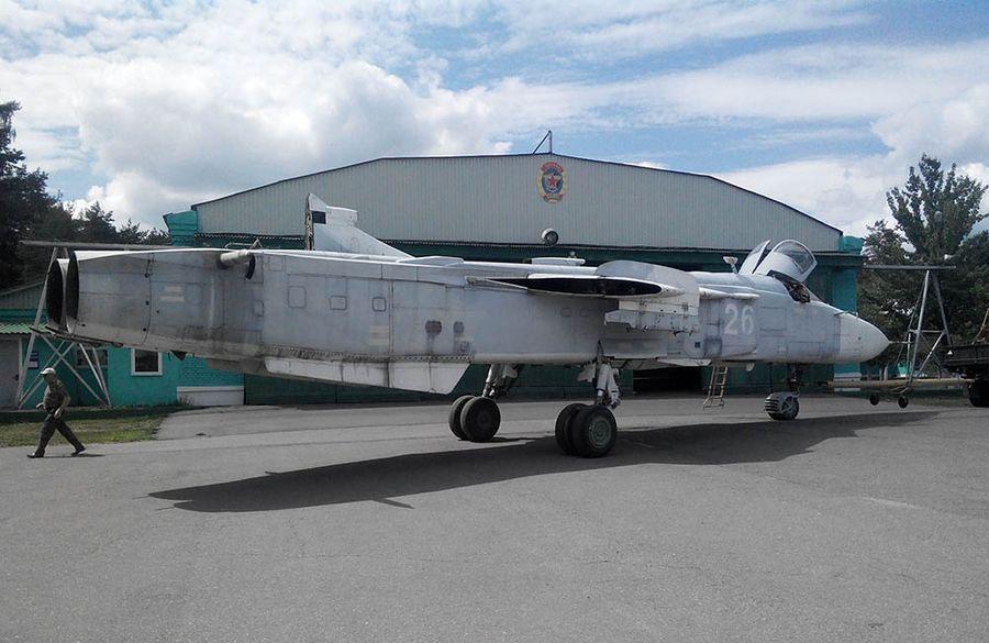 Самолет прибыл в музей авиации 29 июня. Фото: сайт aircraft-museum.ucoz.ru