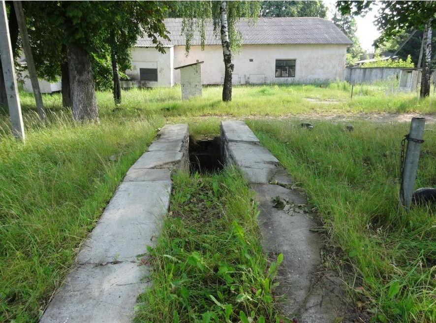 Капитальные строения бывшего военного городка № 1. Фото: сайт brest-region.gov.by
