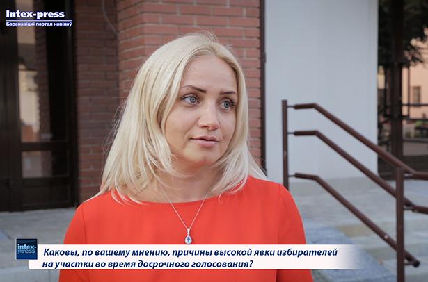 Наодном изучастков Минске уже отдала голос практически половина избирателей— 1-ый рекорд