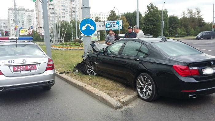 Фото: ОГАИ Заводского района г. Минск