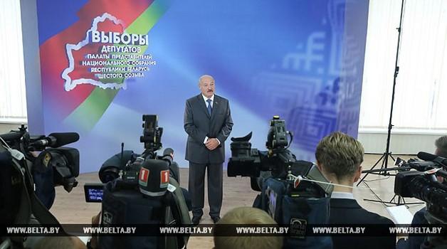 В разговоре Республики Беларусь иЗапада никакого ущерба для Российской Федерации нет— Лукашенко
