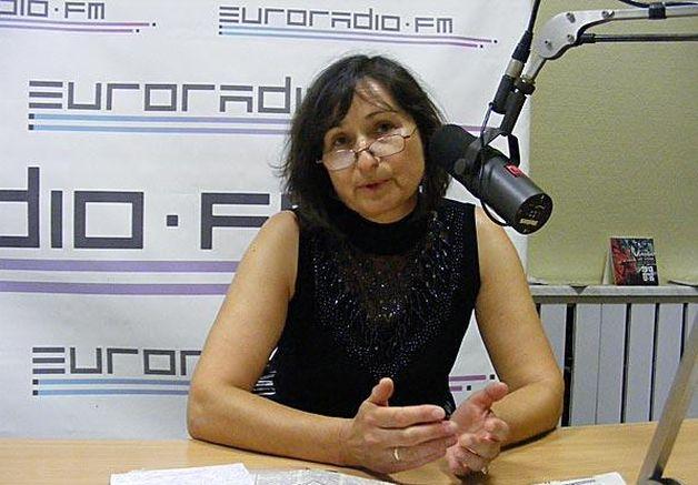 Елена Анисим, Еврорадио
