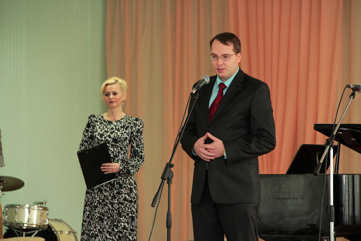 Заместитель председателя Барановичского городского исполнительного комитета Алексей Гарбуз. Фото: Юрий ПИВОВАРЧИК