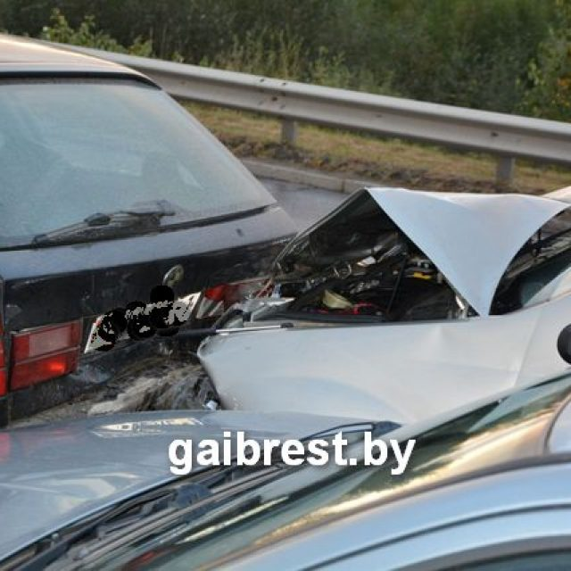 Авария в Бресте. gaibrest.by