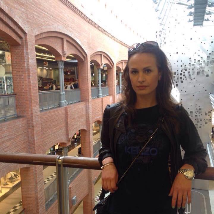 Ольга Павлюковская, либеро Фото: Facebook, ВКонтакте