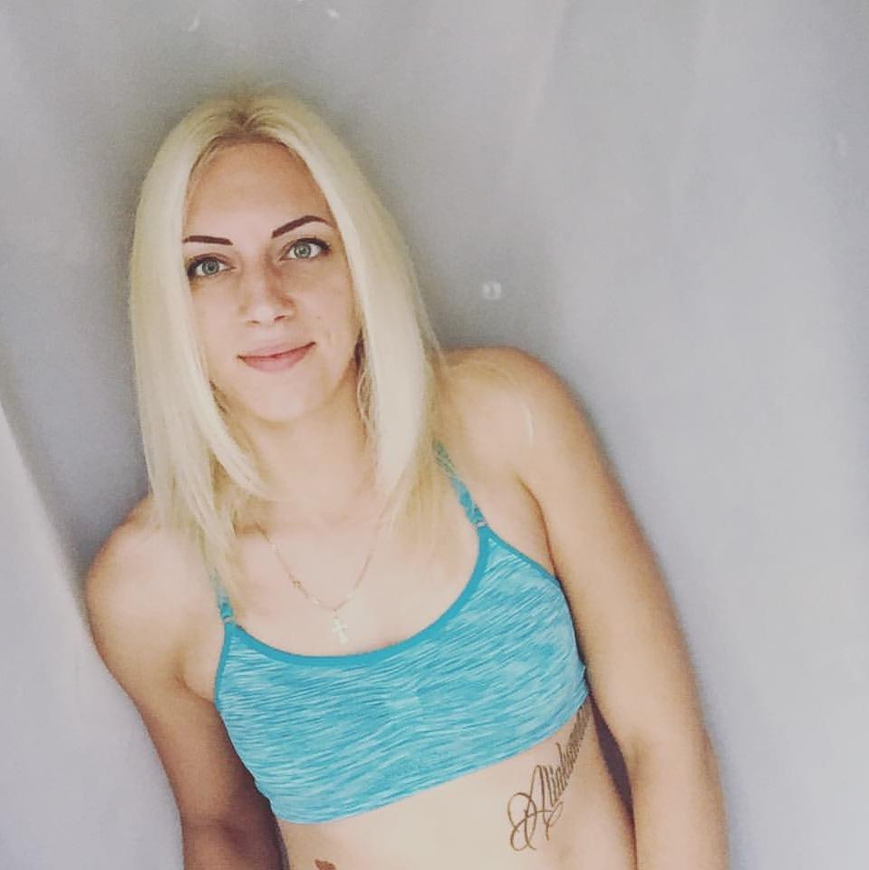 Екатерина Силантьева, доигровщик Фото: Facebook, ВКонтакте