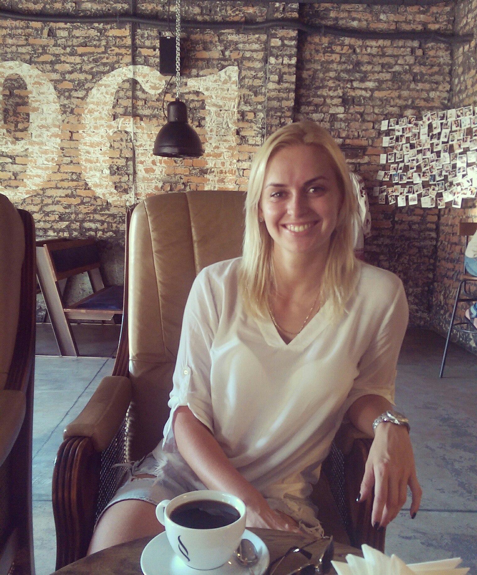 Дарья Ионова (блокирующая) Фото: Facebook, ВКонтакте