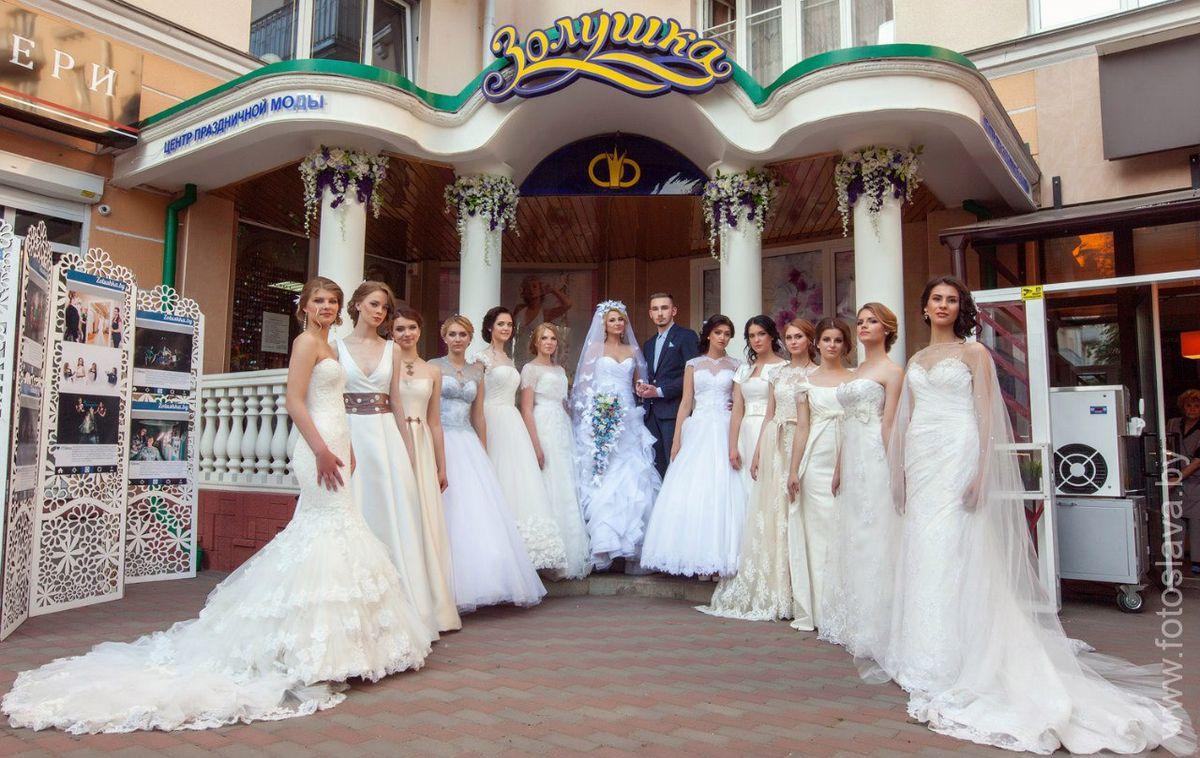 Все фото: архив свадебного салона «Золушка»