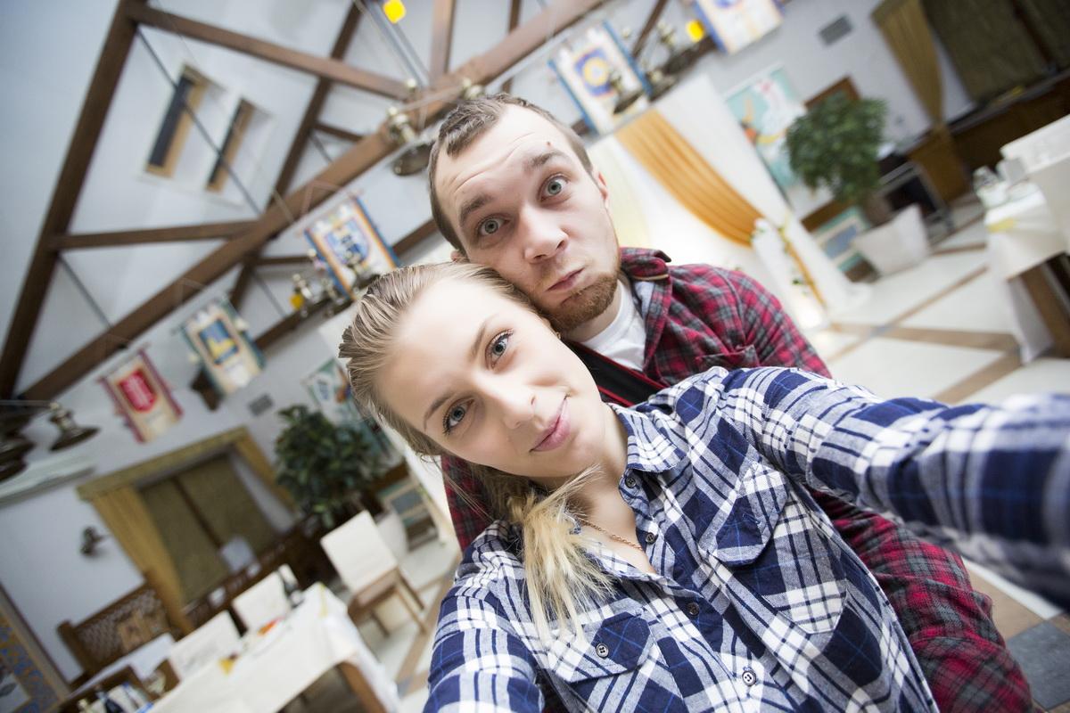 Супруг Януш поддерживает Наталью в ее увлечениях. Фото: Наталья ЗЕЙДАЛЬ