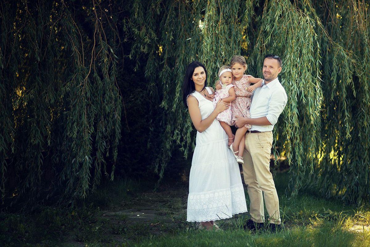 Семья Степановых. Фото: семейный архив