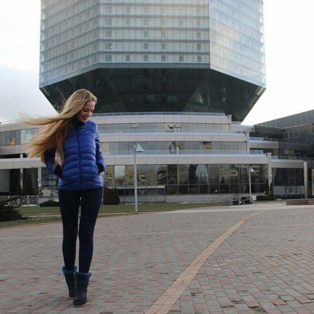 Винтернете ажиотаж вокруг пикантных фото белорусской учительницы
