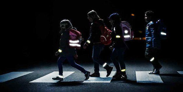 Использование фликеров втемное время суток позволило значительно снизить смертность пешеходов— ГАИ
