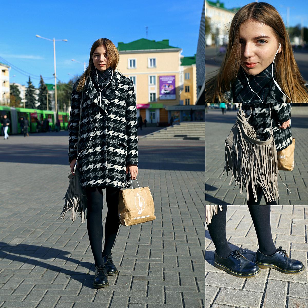 Анна. Фото: Евгений ТИХАНОВИЧ