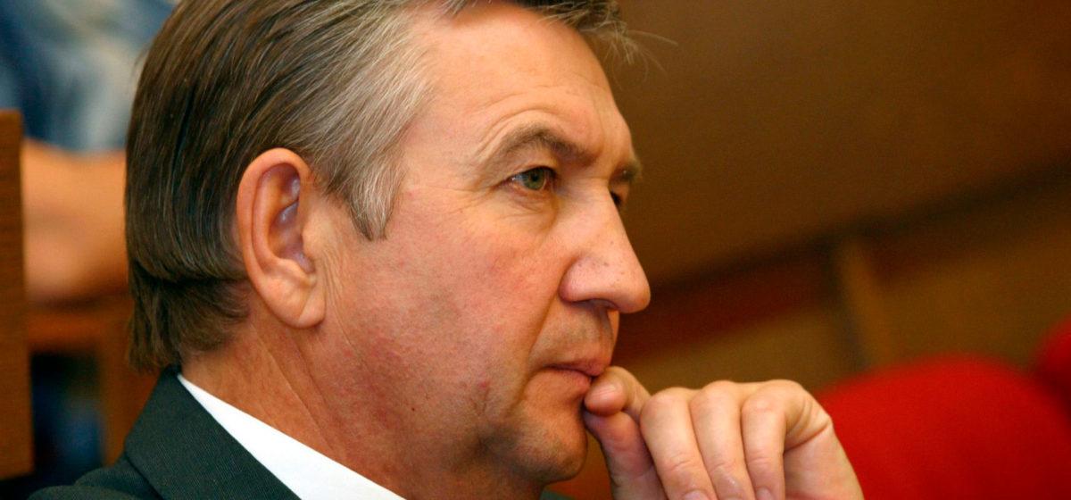 Умер бывший мэр Барановичей и Минска