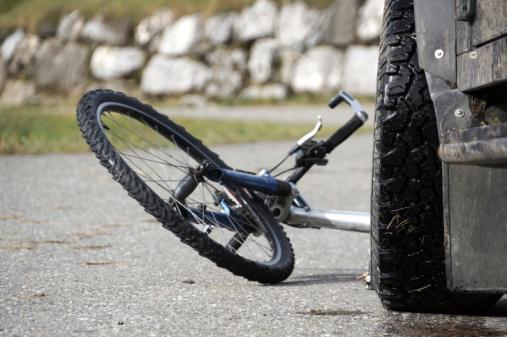 В Барановичском районе погибла велосипедистка