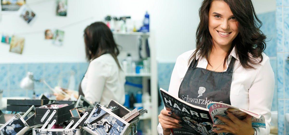 Мой бизнес. Как визажист из Барановичей открыла студию красоты