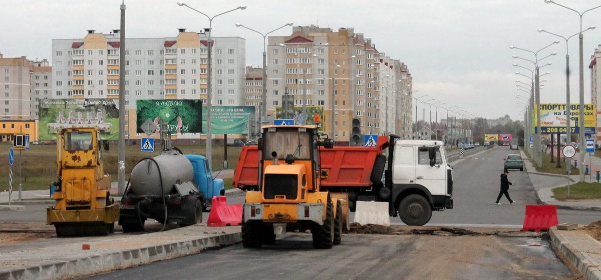 Какие дороги отремонтируют в Барановичах в 2020 году