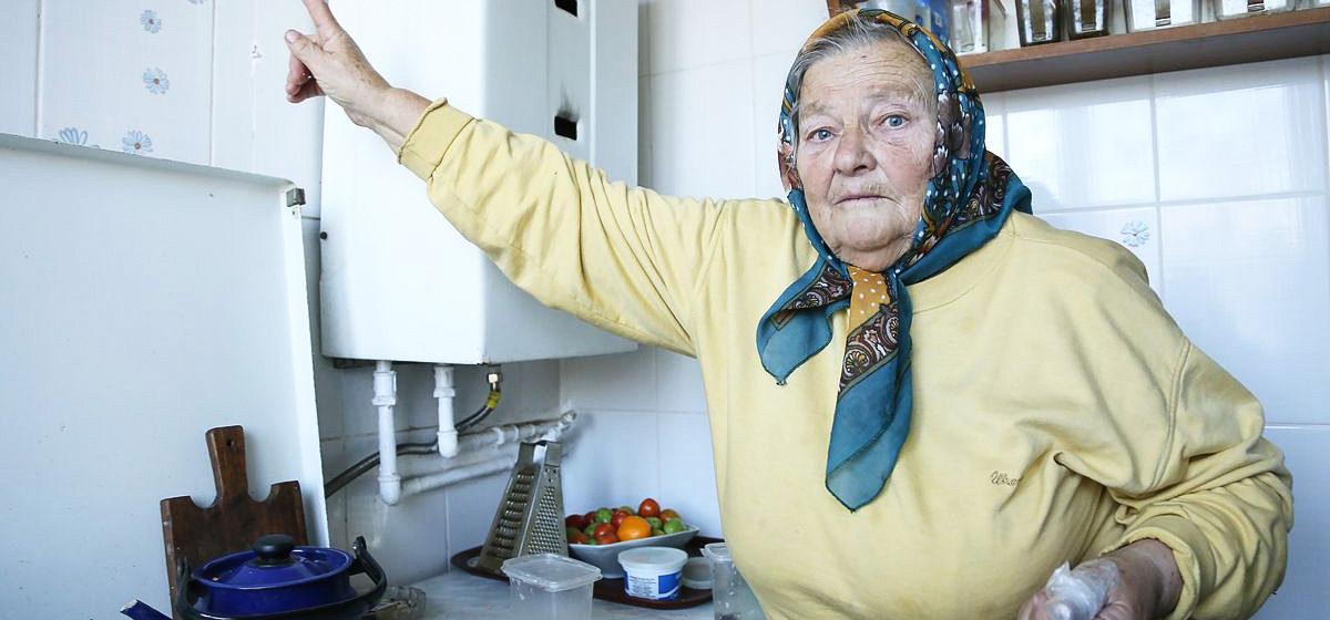 В Барановичах в дымоходе двухэтажного дома завелись шершни
