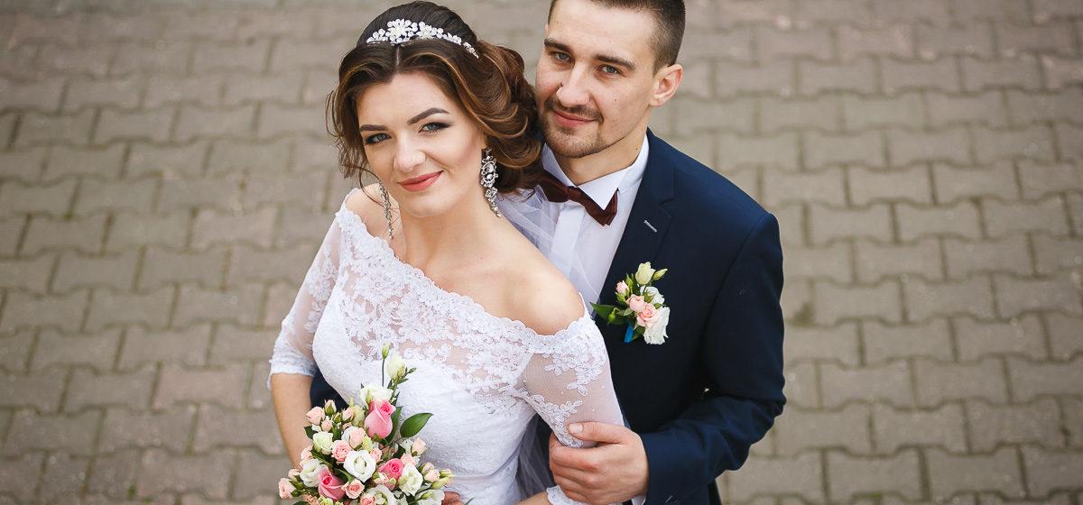 Свадебная пара недели: Дмитрий и Ирина
