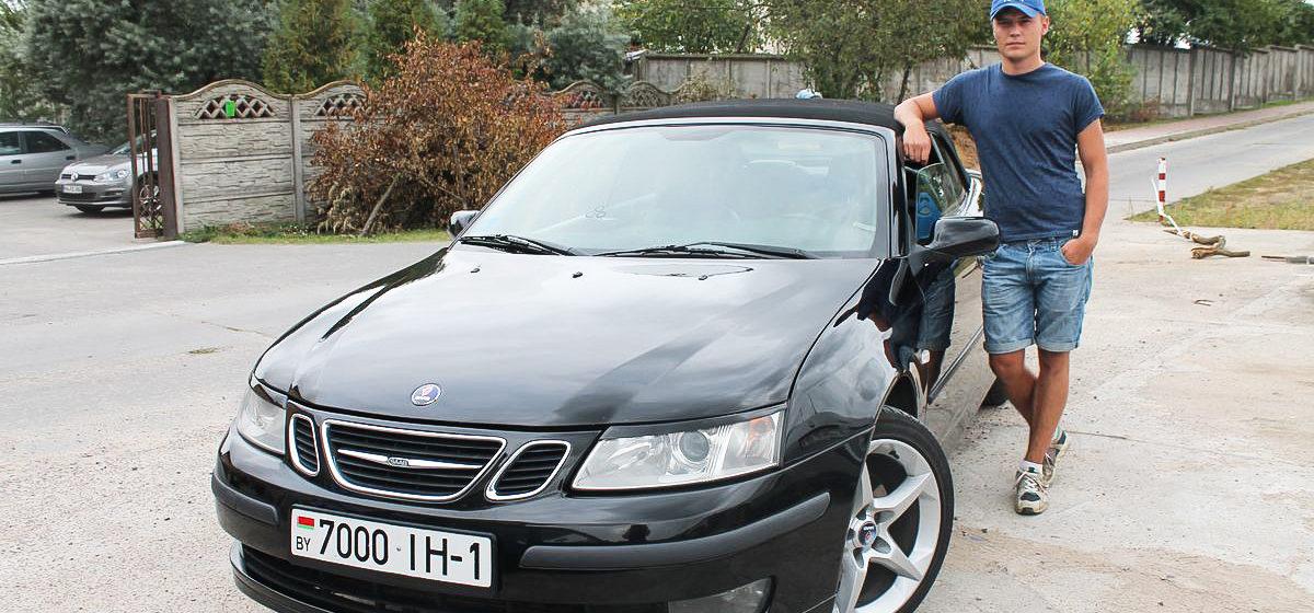 Ездил – знаю: Saab 9-3 convertible, «обжора» с молодежным дизайном