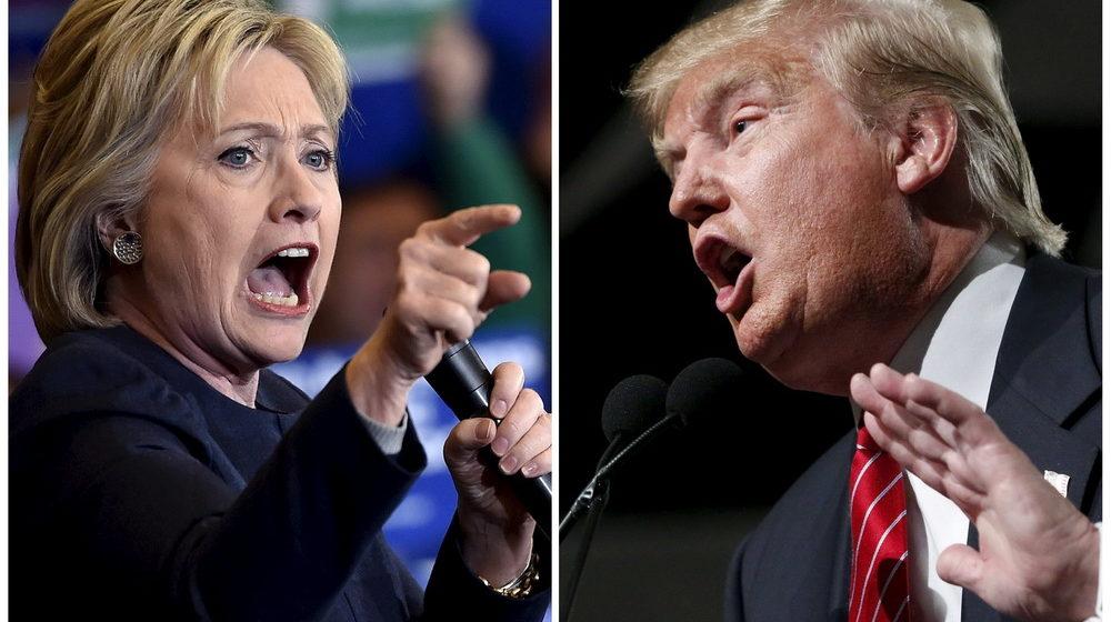 Тест. Кто вы: Трамп, Клинтон или Лукашенко?