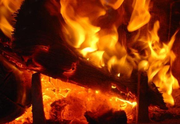 В Барановичском районе горела школьная столовая