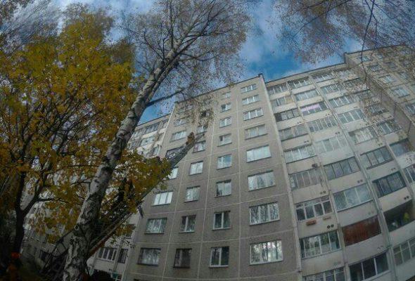 В Барановичах задымилась квартира