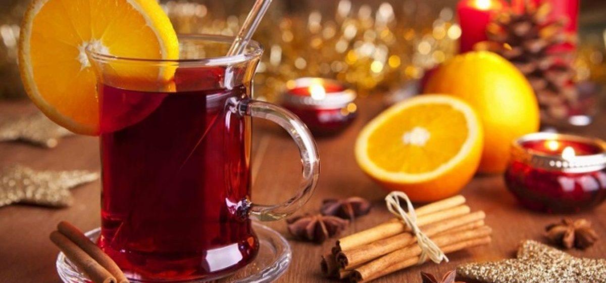 Пять полезных  напитков для холодной осени