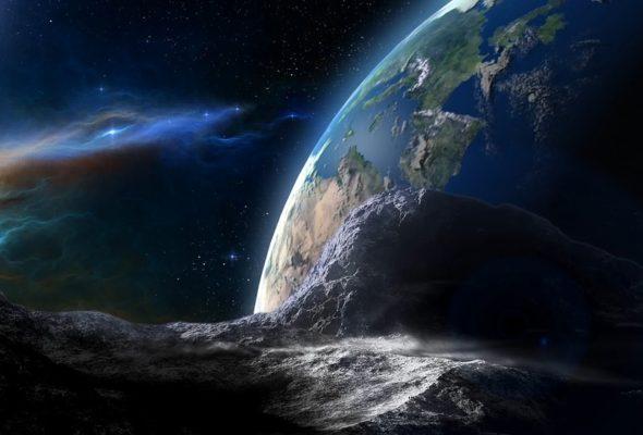 Большой астероид пролетит на опасном для Земли расстоянии