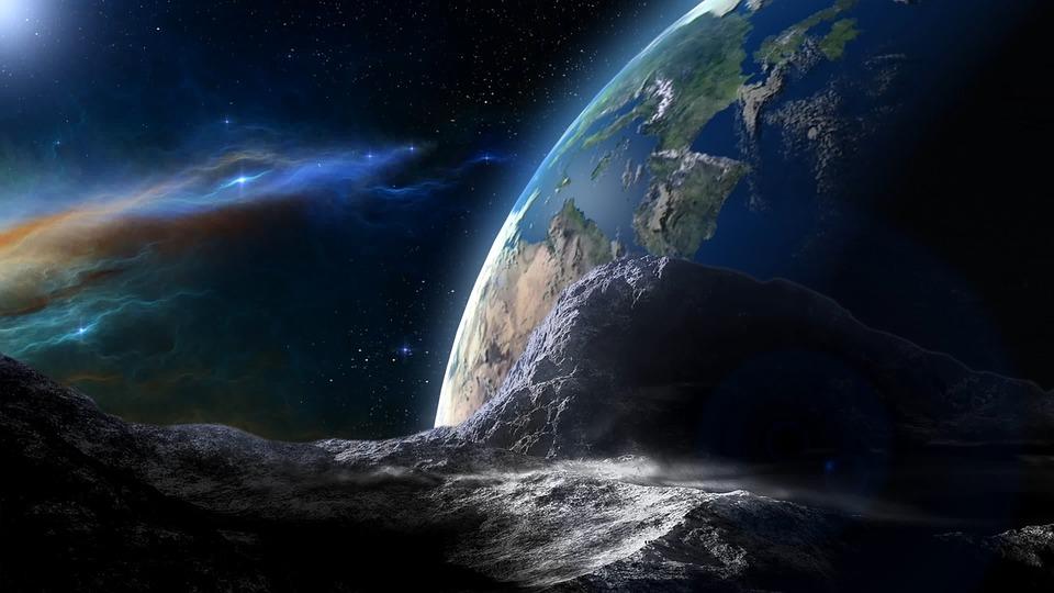 Огромный астероид пролетит сегодня рядом с Землей
