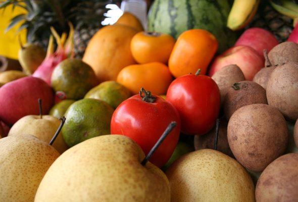 В России уничтожили 8 тысяч тонн фруктов и овощей из Беларуси