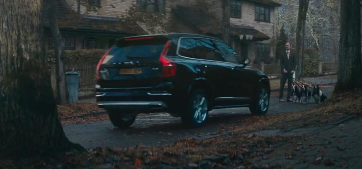 В рекламу «Volvo» поместили смерть