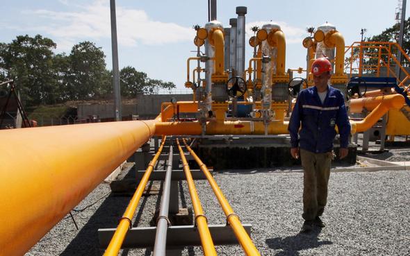 Беларусь погасит свой долг за российский газ