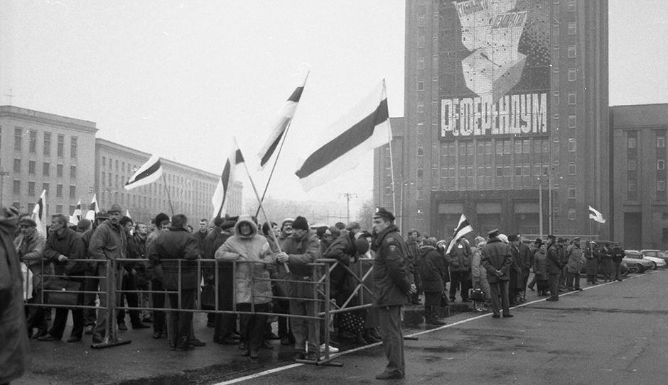 20 лет назад в Беларуси прошел референдум, который изменил страну