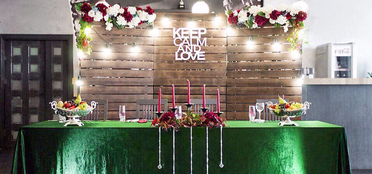Свадебный и тематический декор от студии LoveDecor*