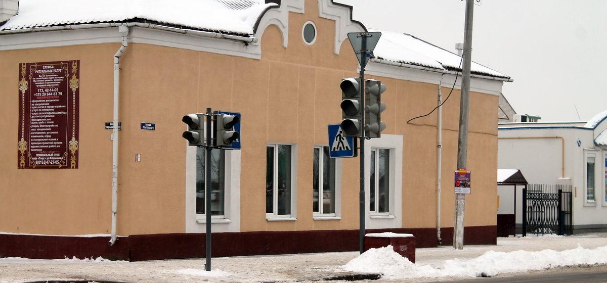 Фотофакт. На сложном перекрестке в центре Барановичей не работает светофор