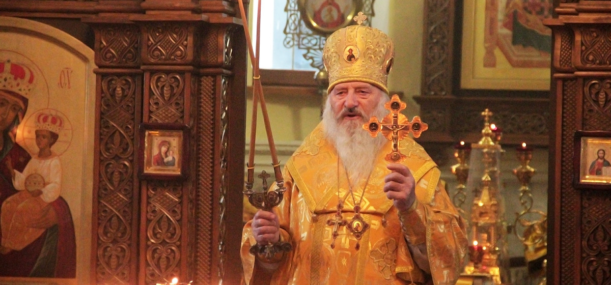 Барановичи посетил архиепископ Пинский и Лунинецкий Стефан
