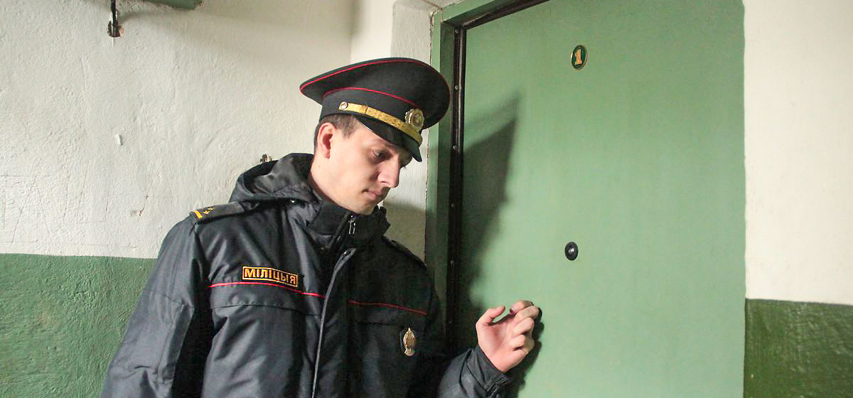 Как предприятия и милиция нянчатся в Барановичах  с обязанными лицами