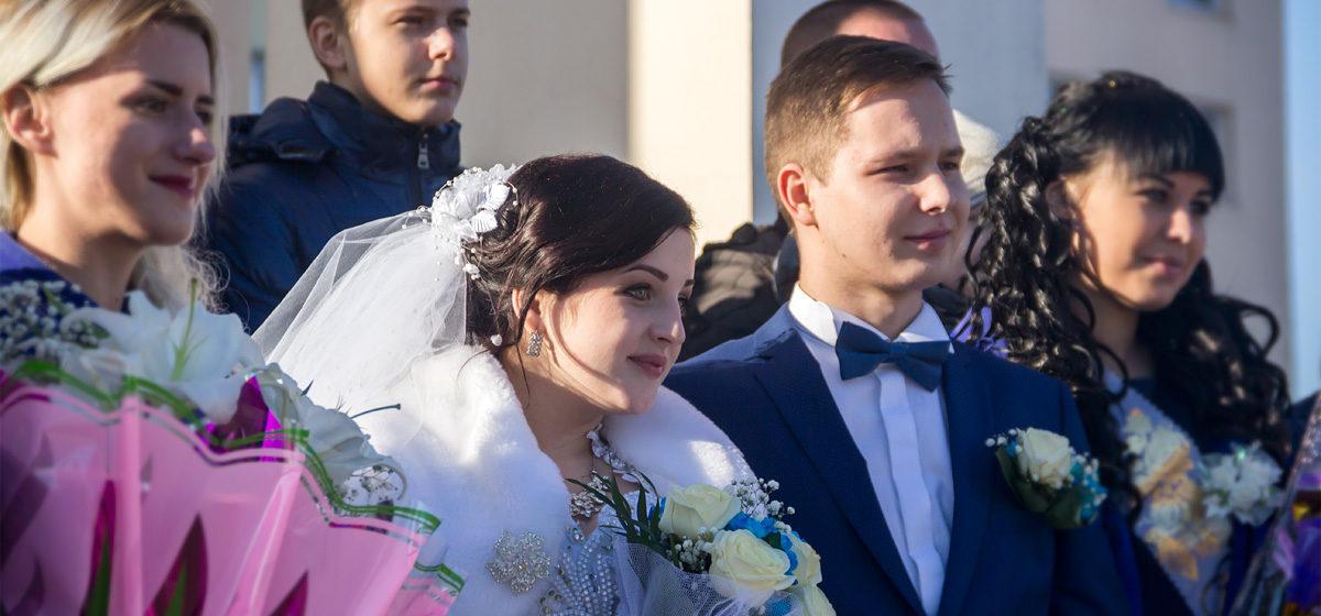 Свадебная пара недели: Виталий и Виолетта