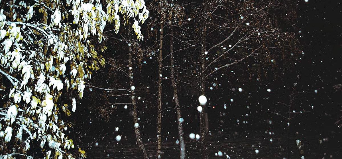 Барановичи в Instagram: город в снегу