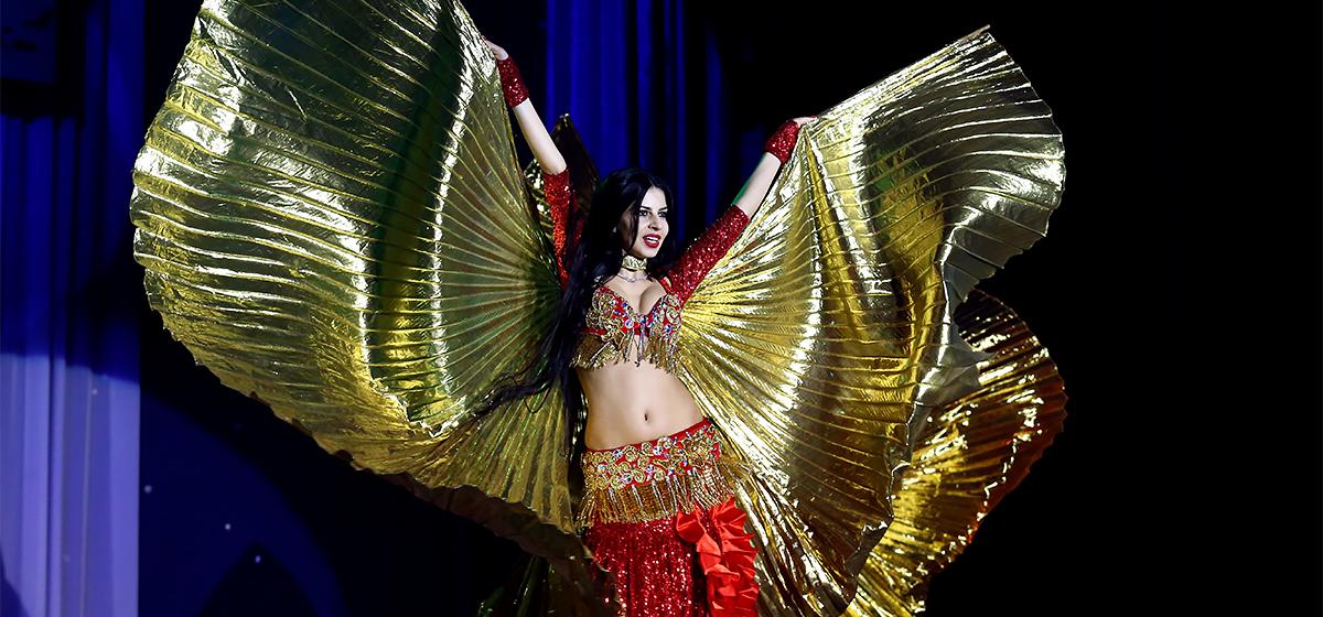 В Барановичах прошел фестиваль «Танцующая осень»